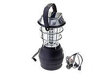 Кемпинговая LED Led лампа LS-360 (36 ДИОДОВ) + ПОДАРОК: Настенный Фонарик с регулятором BL-8772A, фото 3