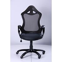 Кресло Матрикс-2 Черный, сиденье Сетка черная/спинка Сетка черная (АМФ-ТМ)
