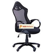 Кресло Матрикс-2 Черный, сиденье Сетка черная/спинка Сетка черная (AMF-ТМ), фото 2