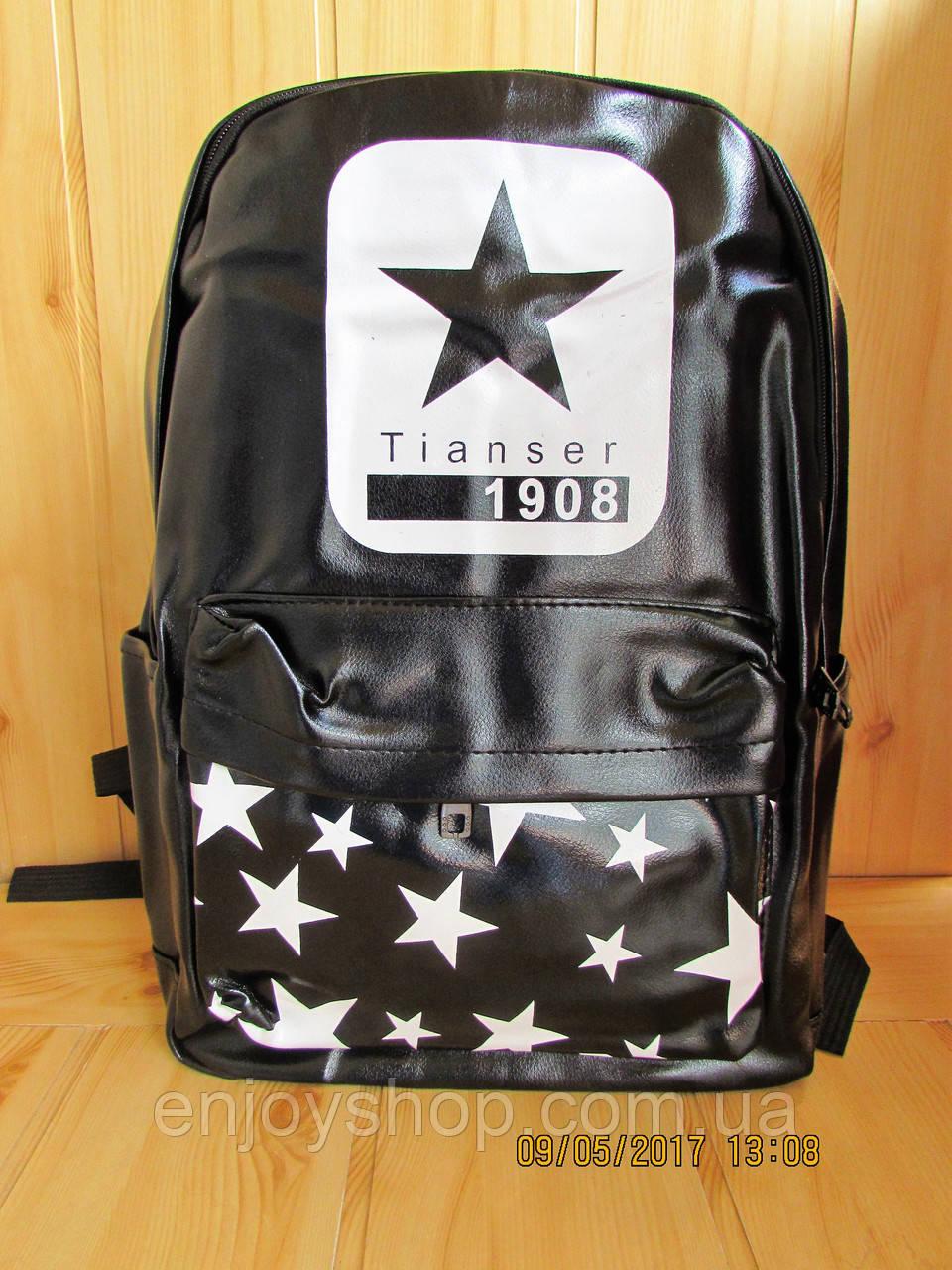 Рюкзак экокожа AllStar Tiancer