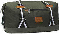 Мужская зеленая спортивно-дорожная сумка на 27 л. Bagland, Brighton 0031666-green