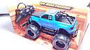 Джип на больших колесах внедорожник радиоуправление, фото 4