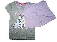 Пижама трикотажная для девочки, размер 110/116, Lupilu, арт. 276688