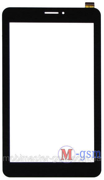 Тачскрин (сенсорный экран)  (p/n:HOTATOUCH C187106A1-FPC735DR-02) черный