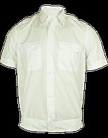 Тенниска Полиция бела форменная пояс на резинке