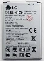 Аккумулятор BL-41ZH (BL41ZH)  для телефонов LG D290 L Fino, D295 L Fino Dual, H320 Leon Y50, H324 Leon Y50