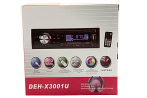 Автомагнитола DEH-X3001U, фото 3