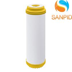 Картридж пом'якшення (катионитовая смола) GAC-10R (ION101)