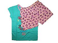 Пижама трикотажная для девочки, размеры  134/140, Lupilu, арт. 014112