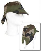 Кепка с защитой шеи в расцветке CCE. НОВАЯ. Франция, оригинал.
