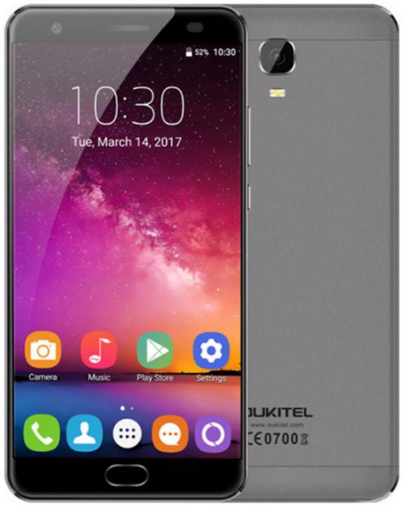 OUKITEL K6000 Plus 4/64 Gb gray