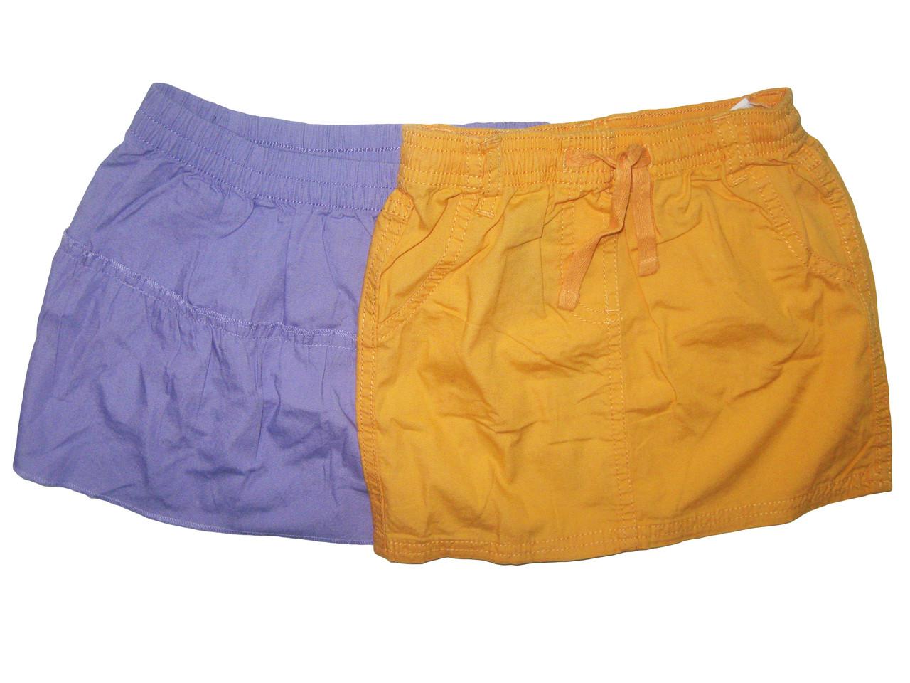 Юбка для девочек (2 шт в упаковке), размер 86/92, 98/104(2шт), Lupilu, арт. 868