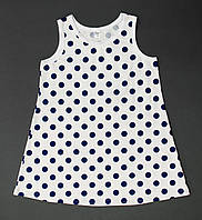 Платье для девочки подростка 16-06 горошек