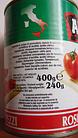 Помидоры консервированные Amata Pomodori Pelati, 400 гр., фото 2