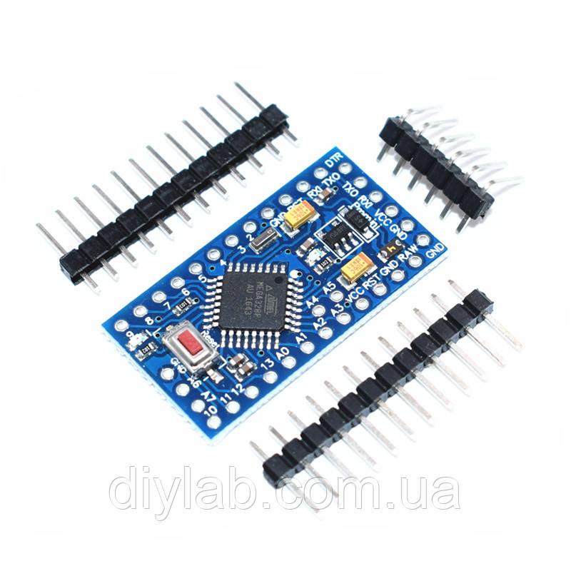 Arduino pro mini atmega mhz v від інтернет