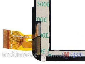 "Тачскрин (сенсорный экран) 7"" EvroMedia Play Pad 3G DUO (p/n: ZP9230-7 B VER.00, YLD-CEG7069-FPC-A0 SF) черный, фото 2"