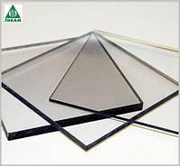 Монолитный поликарбонат Plexicarb 1UV, 6мм