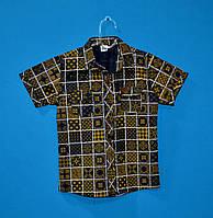 Детские рубашки для мальчиков 9-12 лет, Стильные рубашки для мальчиков