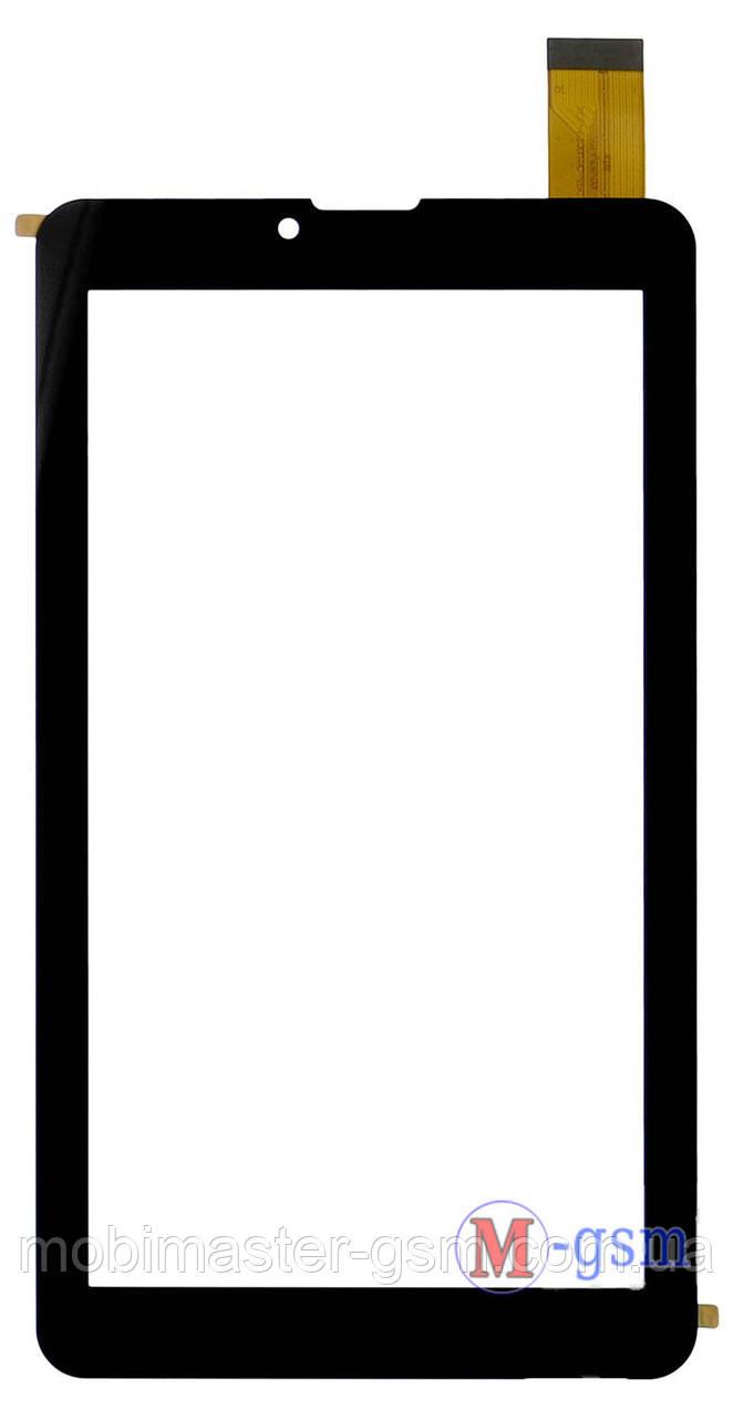"Тачскрин 7"" Pixus Play Three 3G v3.0 (p/n: XCL-S70025C-FPC1.0) черный"