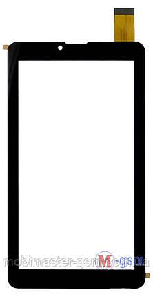 "Тачскрин 7"" Pixus Play Three 3G v3.0 (p/n: XCL-S70025C-FPC1.0) черный, фото 2"