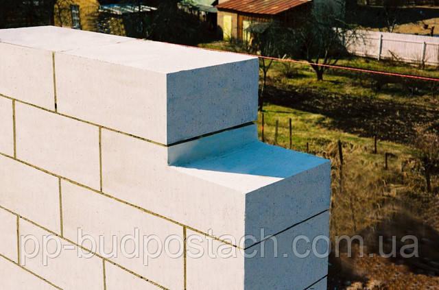 Чому з наших блоків будувати дешевше?