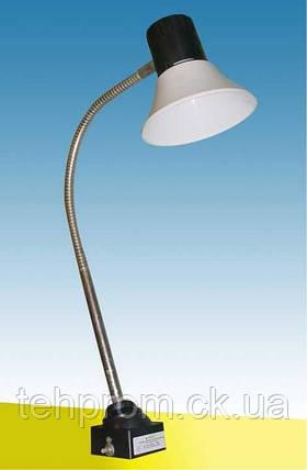 Светильник станочный НКП 01У 100-003 ℓ=545 мм (аналог НКП 03У), фото 2