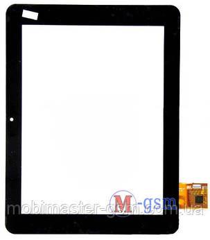 "Тачскрин (сенсорный экран) 8"" (p/n:D0026_A1, E-C8008-01-A) черный, фото 2"