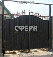 """Ворота """"Оперный Театр"""""""