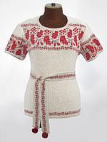 Туника женская Калина с коротким рукавом | Туніка жіноча Калина з коротким рукавом