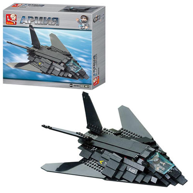 Конструктор Воздушные войска M38-B0108 SLUBAN