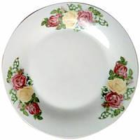 Тарелка SNT Букет 30000-308 19,5 см