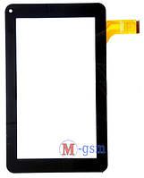 """Тачскрин (сенсорный экран) 7"""" ASSISTANT AP-714 ,GoClever TAB R70, Globex GU701C (p/n:  CZY6270A-FPC) черный"""