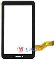 """Тачскрин (сенсорный экран) 7"""" FreeLander PD10 3GS, Digma Optima 7.4 3G, IRBIS TX33 (FM710301KA) черный"""