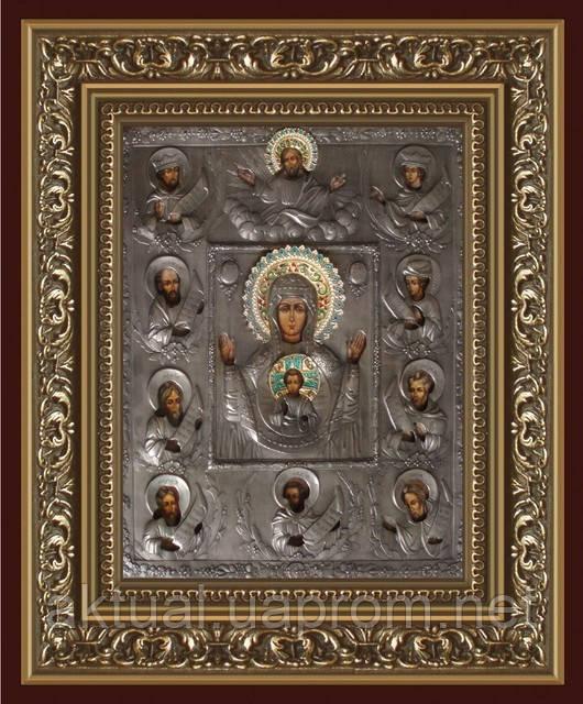 Икона Курская-коренная Знамение