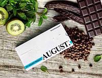 Натуральный  шоколад с киви, кедровыми орешками и мятой без сахара, глютена, лактозы