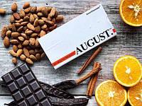 Натуральный  шоколад с апельсином и миндалём без сахара, глютена, лактозы