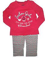 Пижама трикотажная для девочки, размер 110/116, Lupilu, арт. 776043