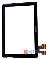 Тачскрин (сенсорный экран) Vido N101, 3Q Q-pad RC1018C (p/n: TPC-50181 V2.0) черный