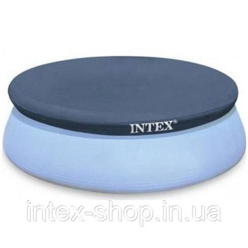 Тент-покрывало Intex 28026 (376см) ДЛЯ НАДУВНЫХ БАССЕЙНОВ 396 см .киев