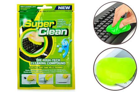 Гель для чистки клавиатуры SuperClean, фото 2