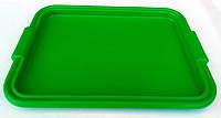 """Поднос (разнос) пластиковый прямоугольный 44×32 см """"Юнипласт"""" + Видео, фото 1"""