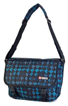 Модная женская сумка ENRICO BENETTI 43087644 синий