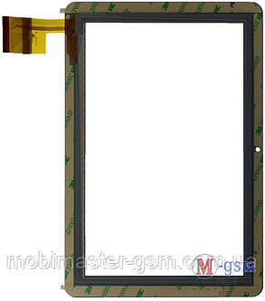 "Тачскрин (сенсорный экран) 10.1"" AMP A10 (p/n: TPC0323) белый, фото 2"