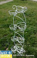 Цикламена-2, подставка для цветов на 8 чаш, фото 1