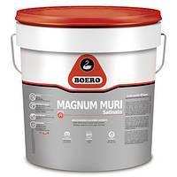 Силикатная полупрозрачная краска Magnum Muri Satinato