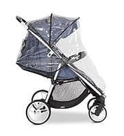 Универсальный дождевик на коляску