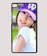 Печать фото на чехле для телефона Huawei P8