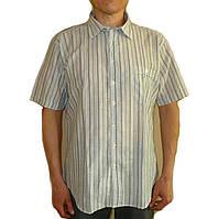 Мужская сорочка в серую полоску AYGEN (Турция)
