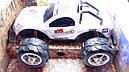 Джип 40см на больших колесах и амортизаторах радиоуправление, фото 10