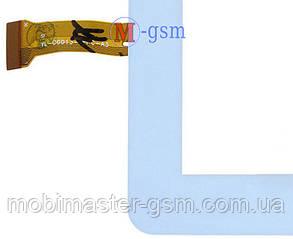 Тачскрин (сенсорный экран) (p/n: CS-CTP7032-A, CZY6384B01-FPC) белый, фото 2